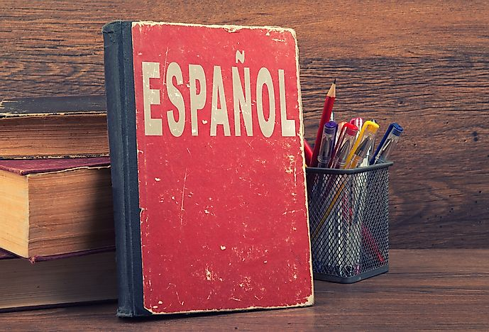Countries Where Spanish Is An Official Language