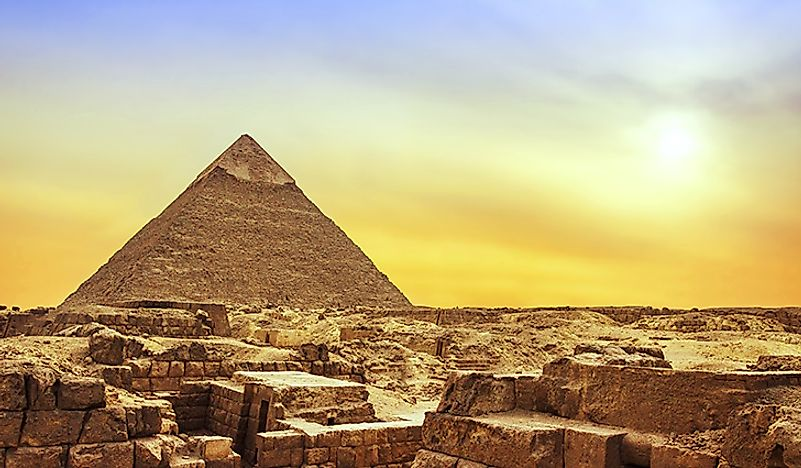 ​The Seven Wonders of the Ancient World