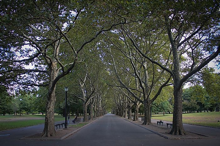 The Largest Parks in New York City