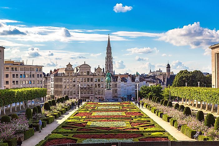 What Is The Capital Of Belgium?