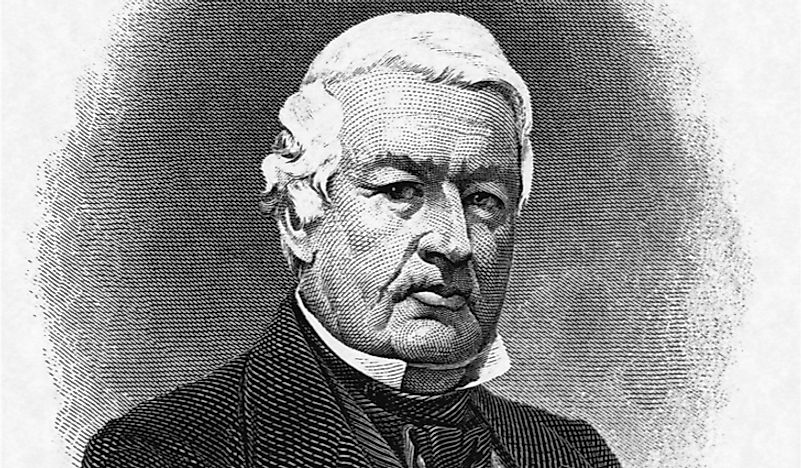 Millard Fillmore – 13th President of the United States