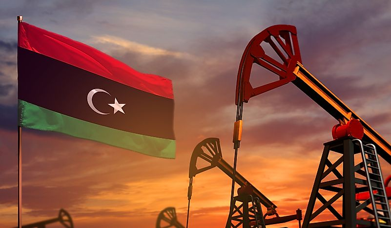What Are The Biggest Industries In Libya?