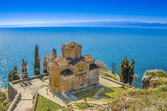 What is the Main Religion in Macedonia?