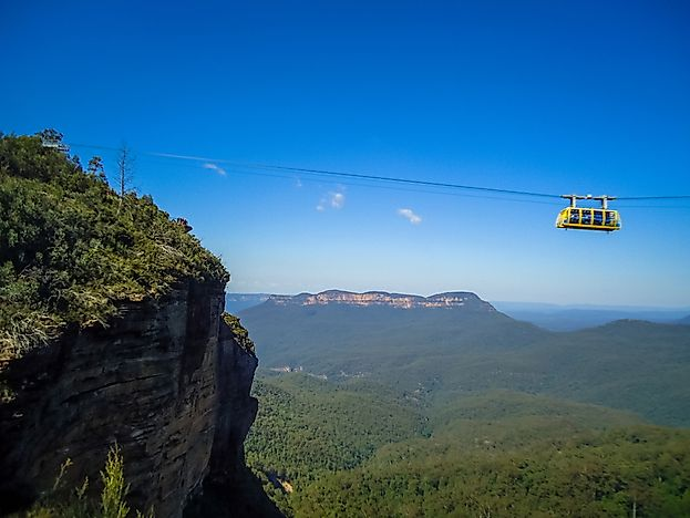 #4 Blue Mountains