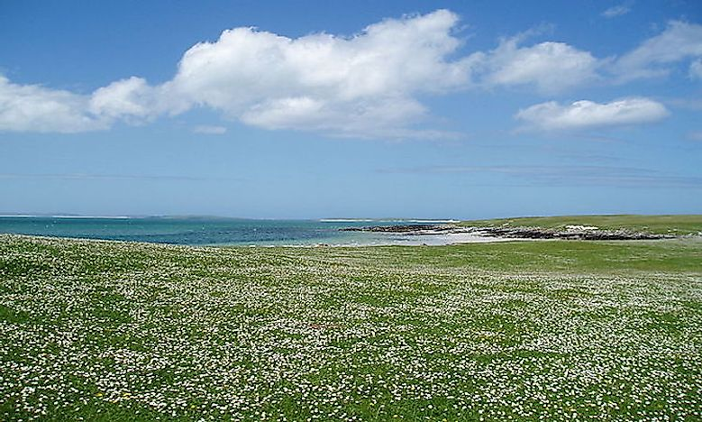 Coastal Landforms: What Is A Machair?