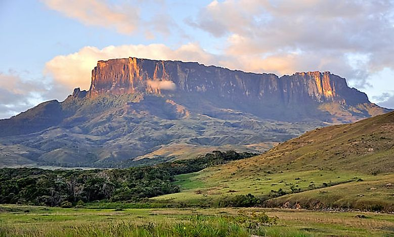 What Is A Tepui?