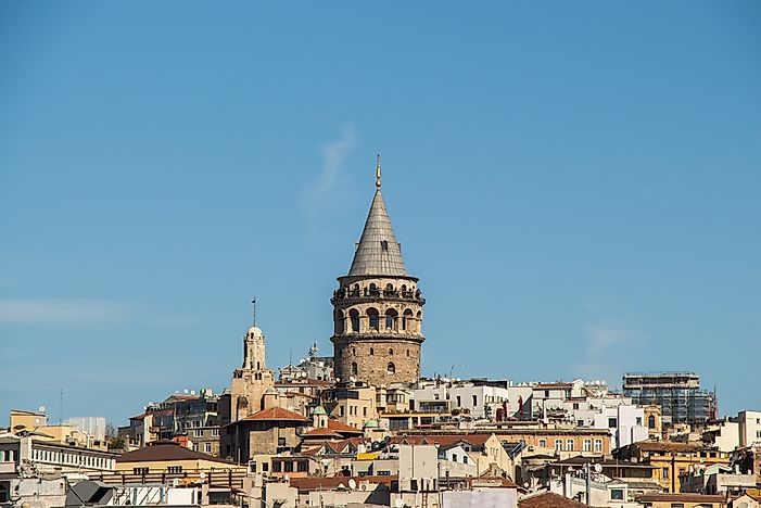 Which City Was Formerly Called Byzantium?