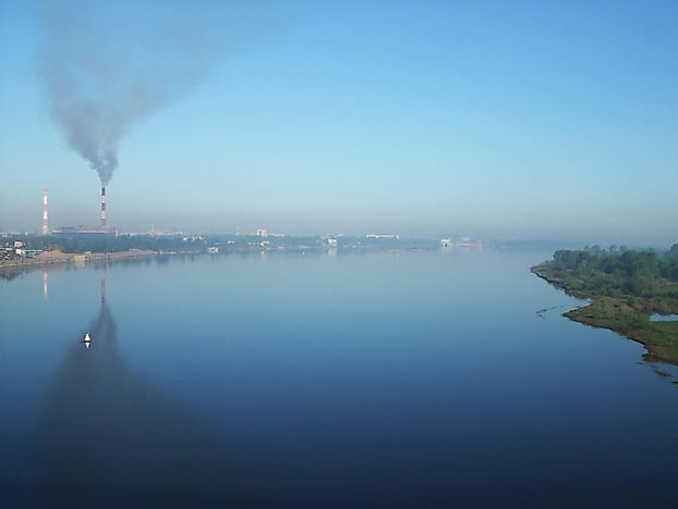 The Longest Rivers Of Europe WorldAtlascom - What are the world's longest rivers
