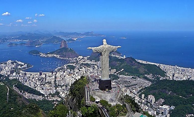 #4 Christ the Redeemer - Opened October 12, 1931