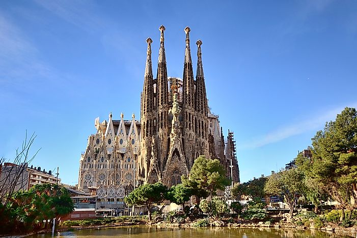 The Most Visited Attractions In Barcelona