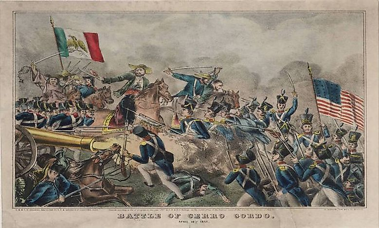 #3 Mexican American War -