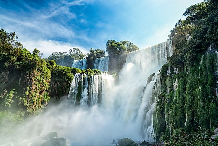 Iguazu Falls, Argentina - Unique Places around the World