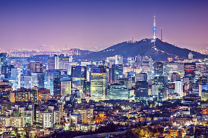 #5 South Korea - Best Countries to Start a Business