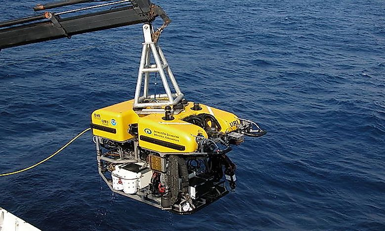 #1 Future Technologies To Explore The Oceans -