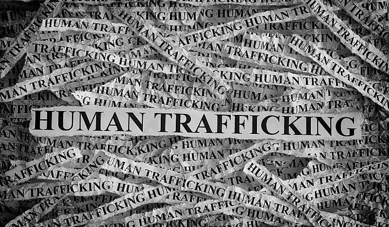 Worst Countries For Human Trafficking Today - WorldAtlas com
