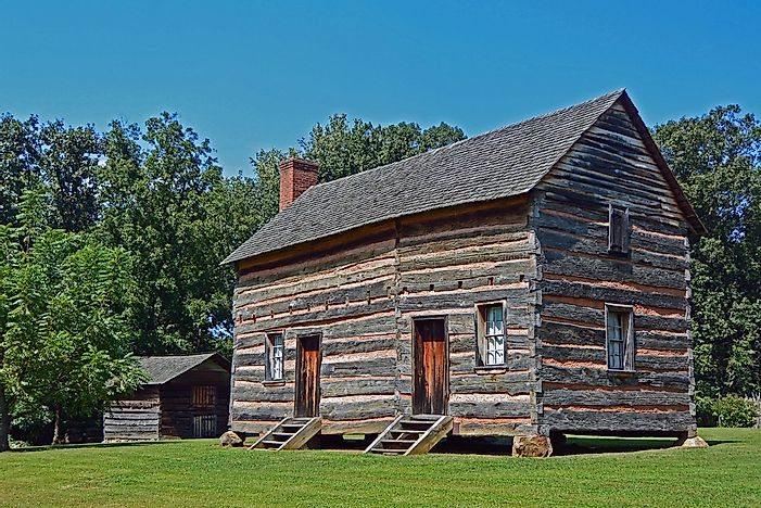 Which US Presidents Lived in a Log Cabin?