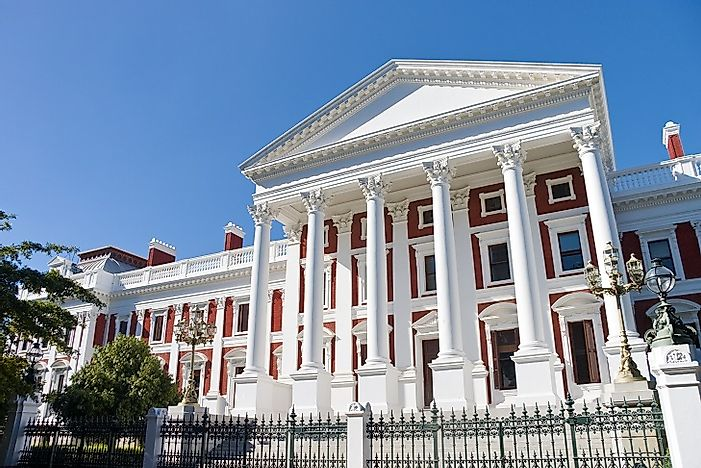 What Is The Capital Of South Africa WorldAtlascom - What is the capital of south africa
