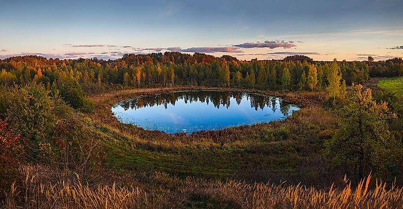 أفضل الحدائق في روسيا البيضاء