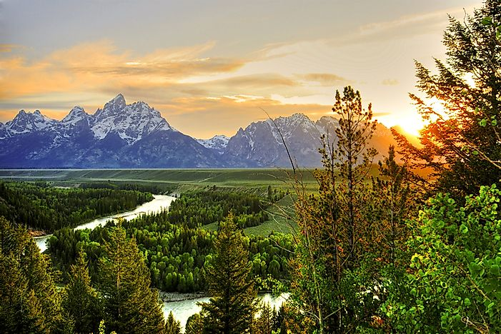 The 10 Longest Rivers in Wyoming