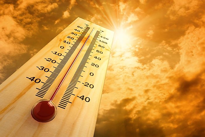 Feeling Toasty? This Year's First Half Was the Second Warmest On Record