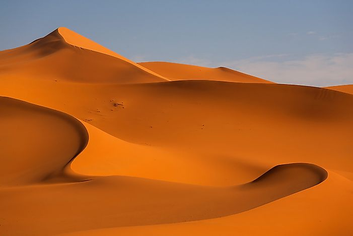 The Largest Deserts In The World WorldAtlascom - Largest desert in the world