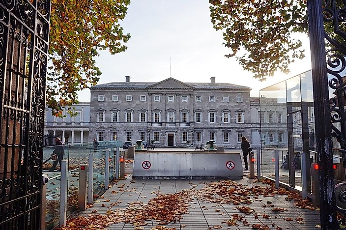What Type of Government Does Ireland Have?