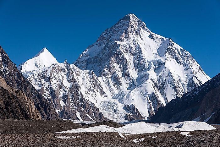 #8 Mount K2