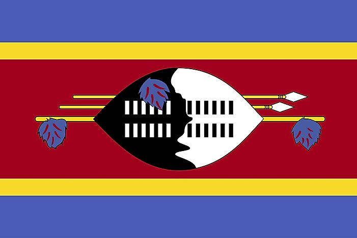 The Major Religions Practised in Swaziland