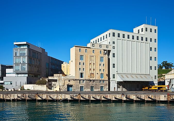 What Are The Biggest Industries In Malta?