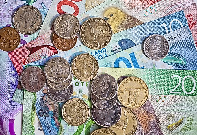 What Is The Currency Of New Zealand