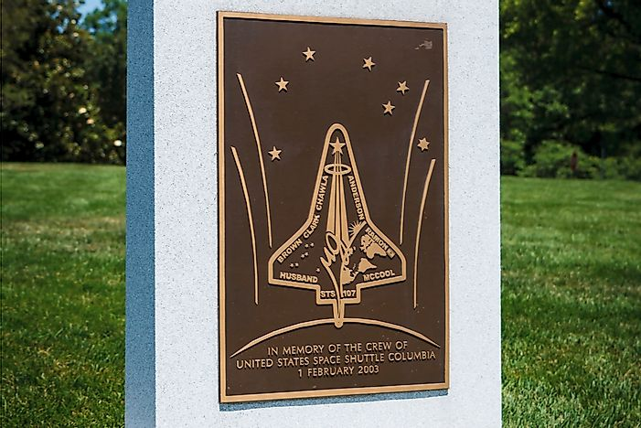 What was the Space Shuttle Columbia Disaster?