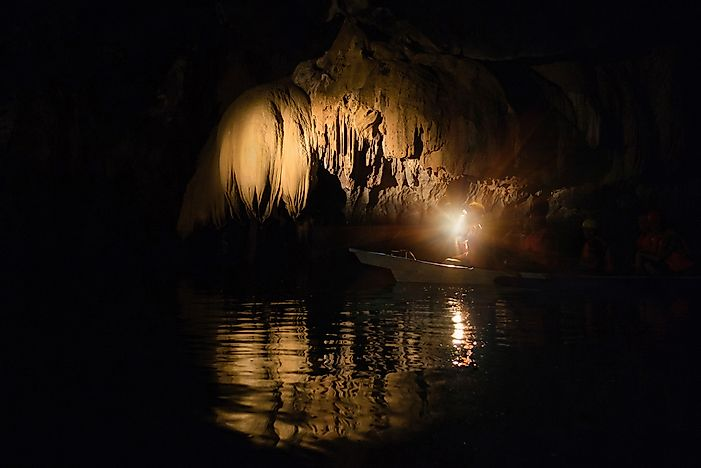 The Longest Underground River in the World