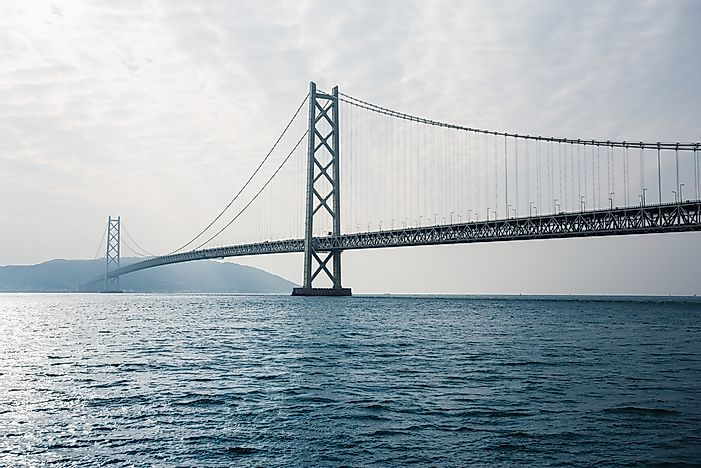 What is the Longest Suspension Bridge in the World?