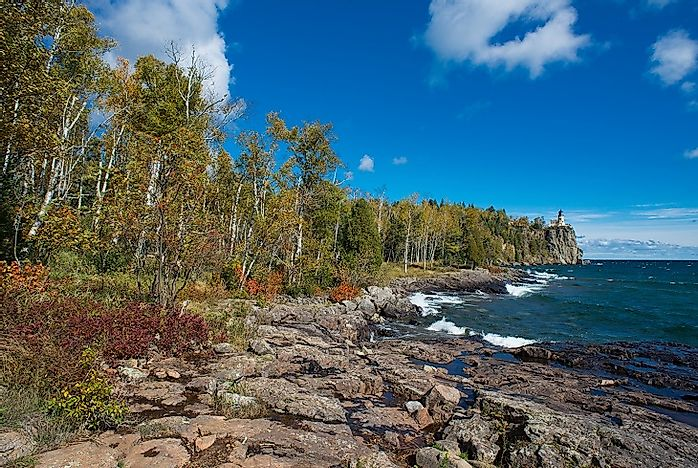 How Big Is Lake Superior?