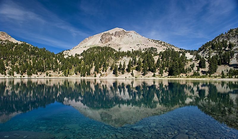 #4 Lassen Volcanic National Park