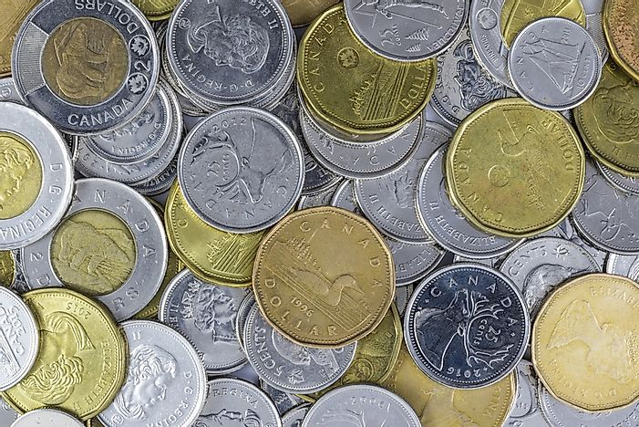 What is the Currency of Canada?