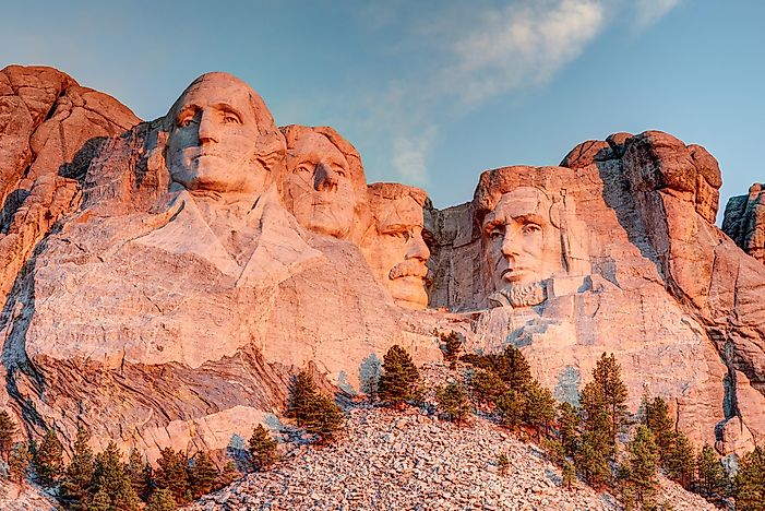 Mount Rushmore - Unique Landmarks around the World