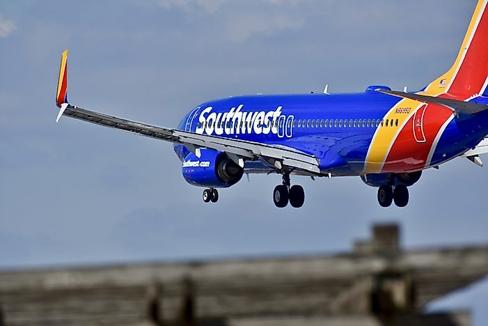 Peanuts No Longer Served Aboard Southwest Flights