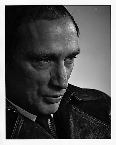 Pierre Elliott Trudeau, Prime Minister of Canada - World Leaders in History