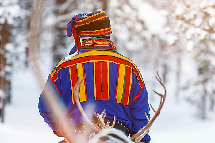 Where Is The Sápmi Cultural Region Located?