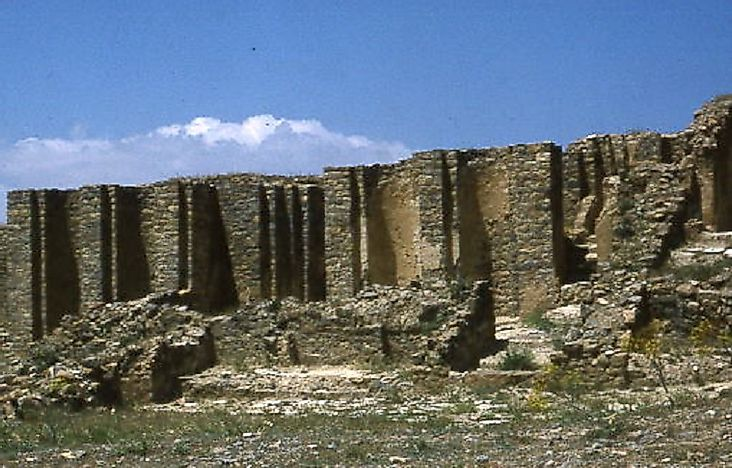 UNESCO World Heritage Sites In Algeria