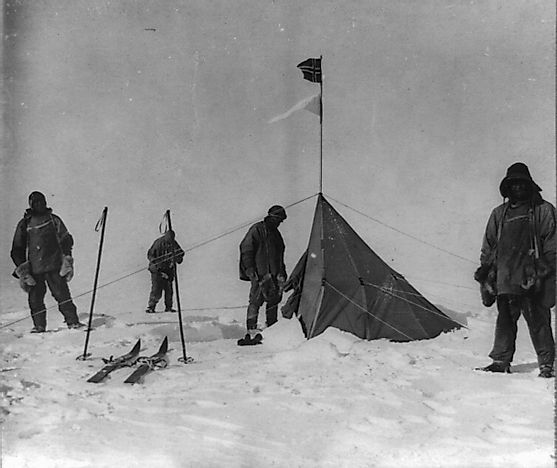 The Tragic Race To The South Pole: Who Won And Who Lost?