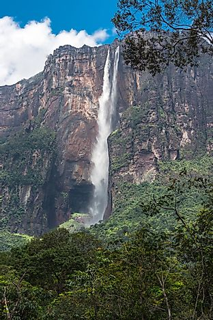 Angel Falls, Venezuela - Unique Places around the World