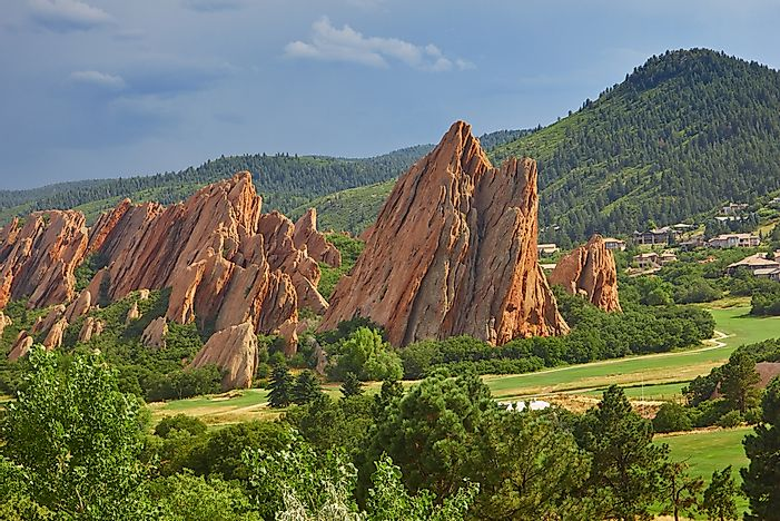 #7 Roxborough State Park