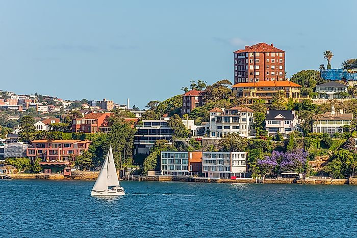 Australia's 10 Most Expensive Suburbs To Own A House