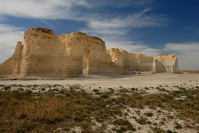 The 5 National Natural Landmarks of Kansas