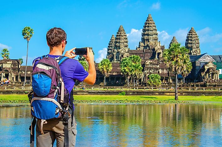 Top Source Countries For Tourists To Cambodia