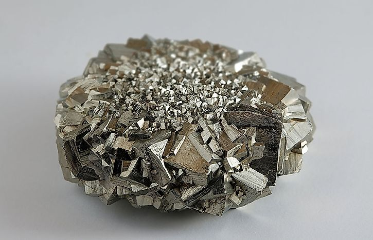 Top 15 Iron Pyrite Exporting Countries