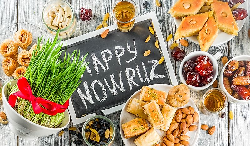 What is Nowruz? Iranian New Year