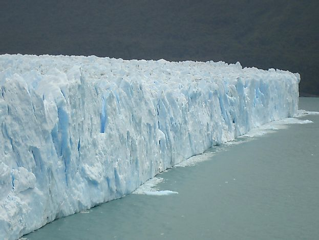 Porito Moreno Glacier, Argentina - Unique Places around the World